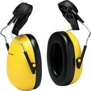 Peltor® Optime 98 Standard Earmuff, Yellow, 20 dB