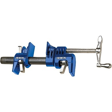 Quick-Grip® Pipe Clamp, 3/4 in Nominal Opening, 1 7/8 in Throat (D)