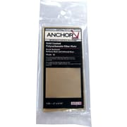 Anchor Brand® Gold Coated Polycarbonate Filter Plate, 4 1/2 in (W), 5 1/4 in (L), #12