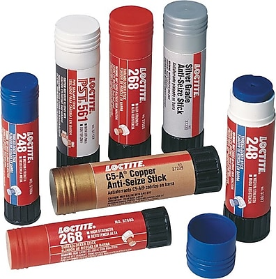 Loctite QuickStix Removable Anti-Seize Compound Stick 0.67 oz., White