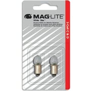 Mag-num Star® Replacement Xenon Lamp, For Used With MAG-Lite® 3 C And D-Cell Flashlights (459-LMXA301)