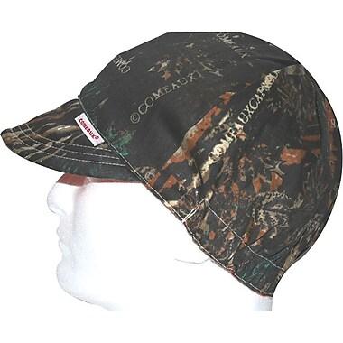 Comeaux® 100% Cotton Camouflage Reversible Soft Brim Comfort Round Crown Cap, 7 5/8 in