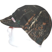 Comeaux® 100% Cotton Camouflage Reversible Soft Brim Comfort Round Crown Caps