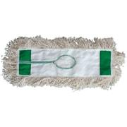 "Magnolia Brush 455-5148 48"" 4-Ply Cotton Bristle Dust Mop Head"