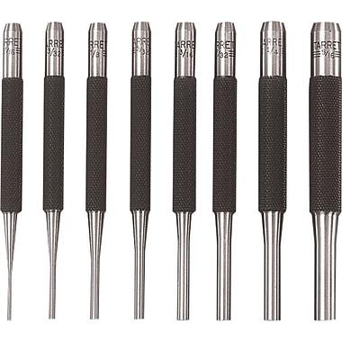 L.S. Starrett® Steel Drive Pin Punch, 4 in (L), 1/16 in Tip