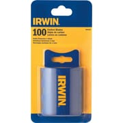 Irwin® CS Utility Knife Blade With Dispenser, 100 Pack