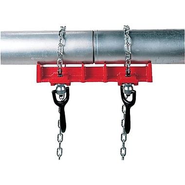 Ridgid® Cast Iron Straight Pipe Welding Vise, 1/2 - 8 in Capacity
