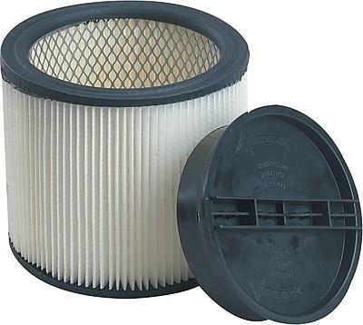 Shop-Vac® Bi-Lingual Industrial Strength Cartridge Filter, 6 1/2 in (H), 8 in (Dia)