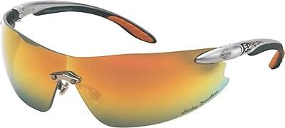 Harley-Davidson® ANSI Z87 HD 800 Safety Glasses, Silver Mirror