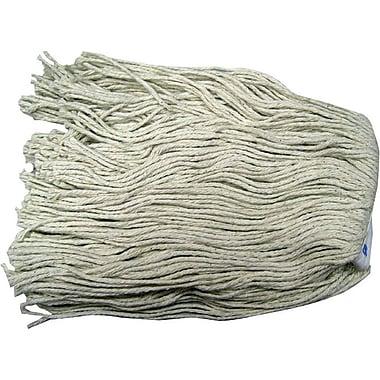 Anchor Brand® Cotton Bristle Saddle Wet Mop Head, 24 oz.