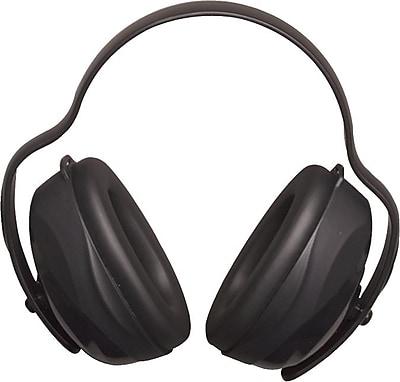 Moldex® Plastic Headband Multi Position Economy Z2 Earmuff, Iridescent Black, 25 dB