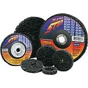 Bear-Tex® Silicon Carbide 27 Depressed Center Abrasive Wheel, 4 1/2 in (Diameter), 60 - 80/Medium (547-66261009585)