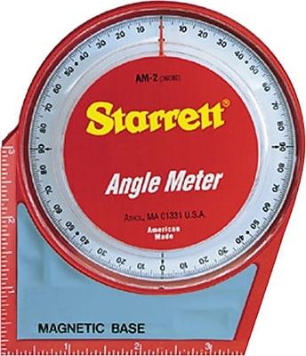 L.S. Starrett® Magnetic Angle Meter, 0 - 90 deg