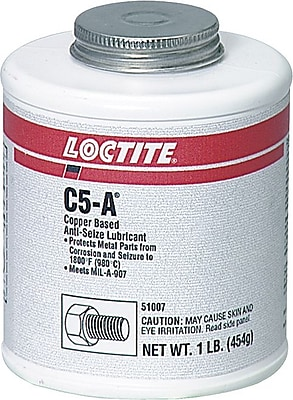 Loctite® C5-A® Smooth Copper Paste Anti-Seize Lubricant, 1 lb Can