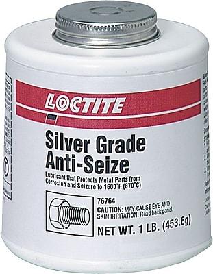 Loctite® Aluminum Paste Silver Grade Multi-Purpose Anti-Seize Lubricant, 8 oz Brush Top Can