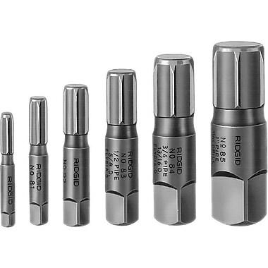 Ridgid® Alloy Steel Pipe Extractor Set, 6 pcs