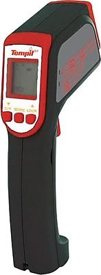 Tempil® Infrared Thermometer, 16:1 Distance to Spot Ratio, +/-2% Accuracy, -76 To 1157 deg F