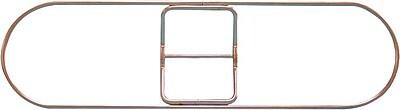 Magnolia Brush 455-5124-F Metal Mop Frame, 24