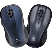 Logitech M510 Wireless Laser Mouse, Black (910-001822)