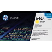 HP 646A (CF032A) Yellow Original LaserJet Toner Cartridge