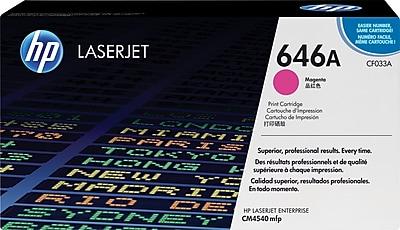 HP CF033A Magenta Toner Cartridge