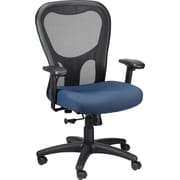 Tempur-Pedic Mid-Back Polyester Computer and Desk Office Chair, Navy, (TP9000-NAVY)