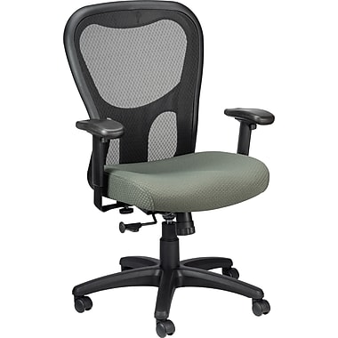 Tempur-Pedic® TP9000, Ergonomic Mesh High-Back Task Chair, Olive