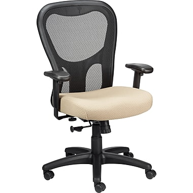 Tempur-Pedic® TP9000, Ergonomic Mesh High-Back Task Chair, Beige