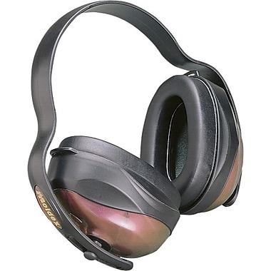 Moldex SoftCoat® Plastic Headband Multi Position M2 Earmuff, Iridescent, 26 dB
