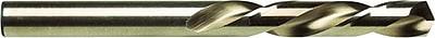 Irwin® Cylinder Shank AU2O3 Cobalt HSS LH 305 Mechanics Length Drill Bit, 1 3/4 in 2 Flute, 1/4 in