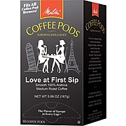 Melitta® One:One™ Love at First Sip Coffee Pods, 18/Bx