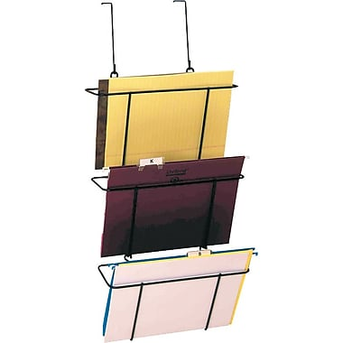 Staples® Cubicle/Partition Hanging Triple File Organizer