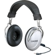 Koss TD85 Stereo Headphone, Silver by