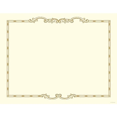 Great Papers® Link Cast Iron Foil Certificate