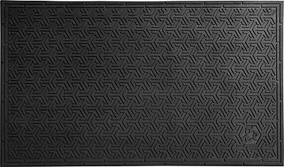 The Andersen Company Super Scrape ECO™ Floor Mat, 3'W x 5'L