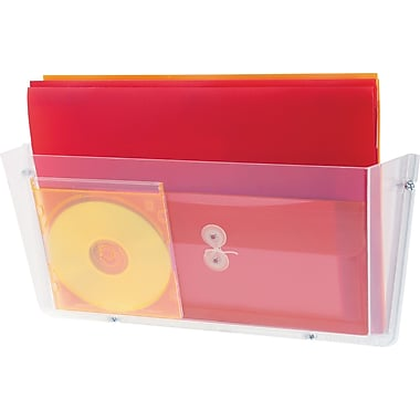Deflecto Unbreakable Wall File, Legal Size