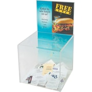 Staples® Ticket Collection Box