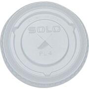 SOLO® Straw Slot Lids