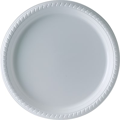 SOLO® Plastic Party Plate, 10 1/4