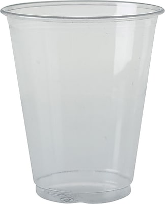 SOLO® PETE Ultra Clear™ Translucent Plastic Cold Cups, 12-14 oz., 50/Pack