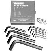 Allen® Tools Metric Short Arm Hex Key Set, 0.700 - 17 mm