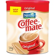 Nestlé® - Colorant à café en poudre Coffee-mate®, original, 1,4 kg