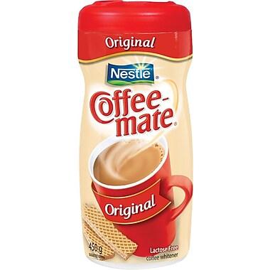 Nestlé® - Colorant à café en poudre Coffee-mate®, original, 450 g