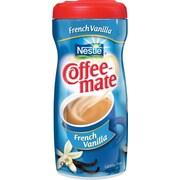 Nestlé® - Colorant à café Coffee Mate, vanille française, 425 g, en poudre