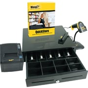 Wasp® QuickStore RapidStart Point of Sale Solution, English