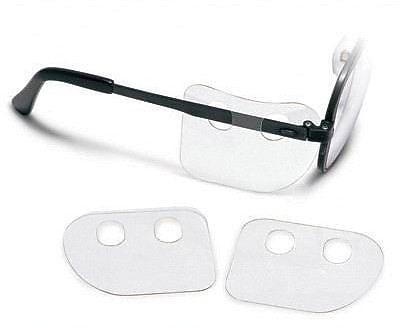 Bouton® Slip-On Flex Side Shield, Clear, 10/Bx