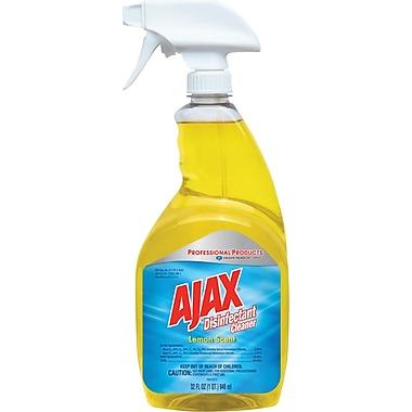 Ajax® Disinfectant Cleaner, Lemon Scent, 32 oz. | Staples