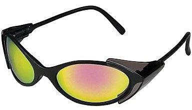 Jackson Safety Glasses, V50 NOMADS, Foldable Temples, Black