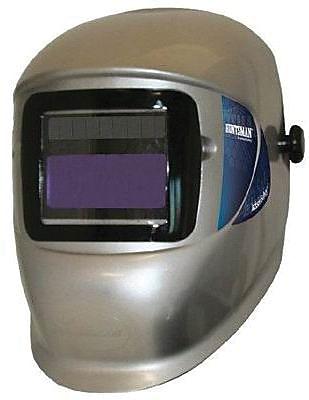 Element™ Series W40 Welding Helmet, 42 mm (W) x 96 mm (L) Window, #9 - 13 Shade, Silver