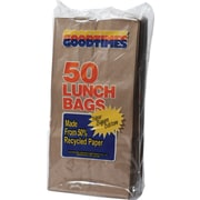Goodtimes - Sacs à lunch bruns